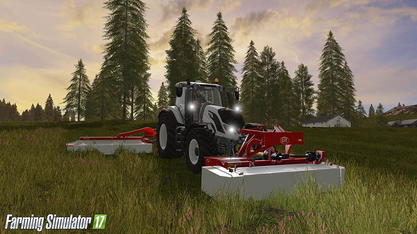 Farming Simulator 17 Brands