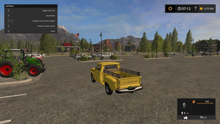 1966 Custom Chevy 4x4 v 1.0