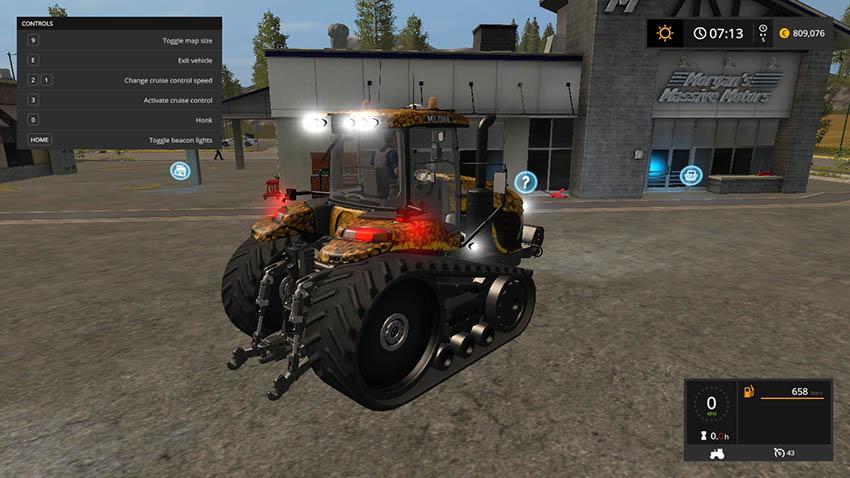 Challenger MT700E Field Viper v 1.0