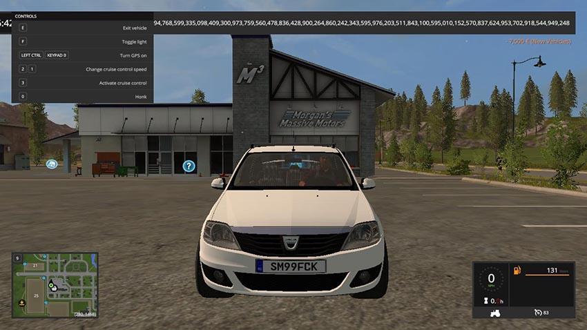 Dacia logan v 1.0