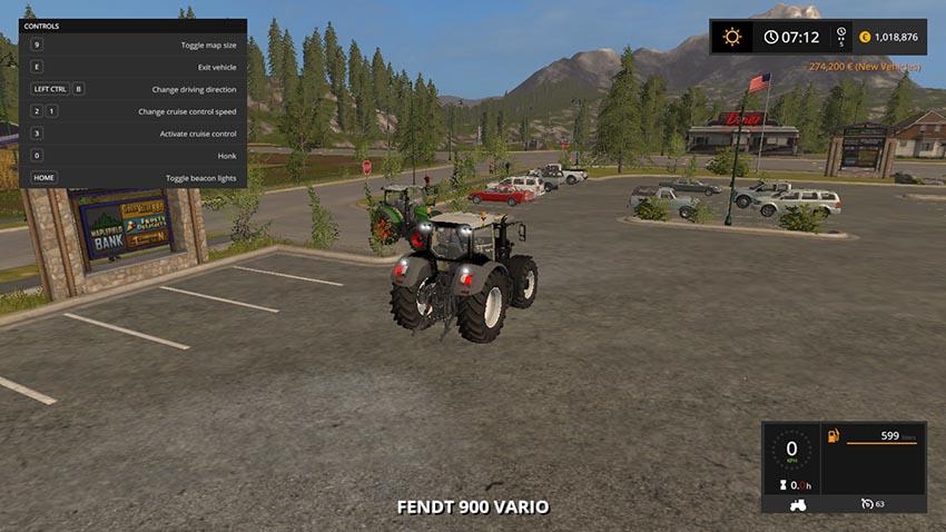 FENDT 900 s4 - Extended v 1.0