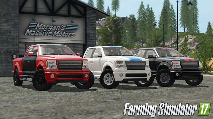 Farming Simulator 17 - Vehicle Customization