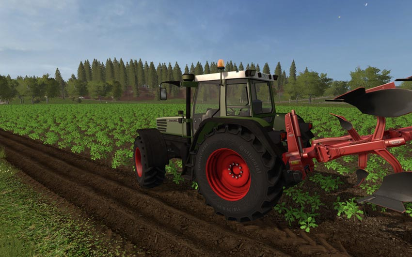 Fendt Favorit 515 v 1.0