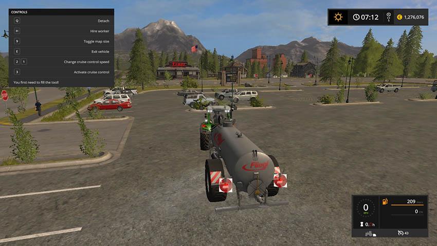 Fliegl VFW 10600 v 2.0