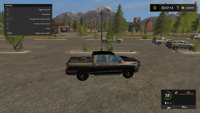 Ford pickup v 1.2