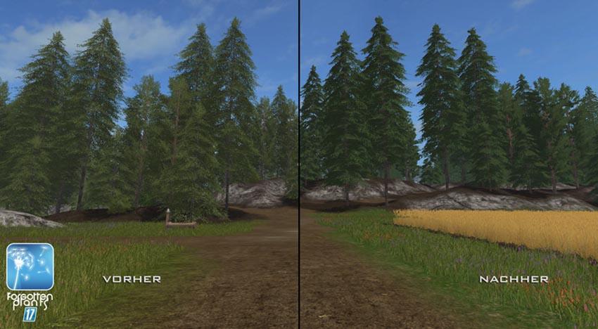 Forgotten Plants - Landscape v 1.0