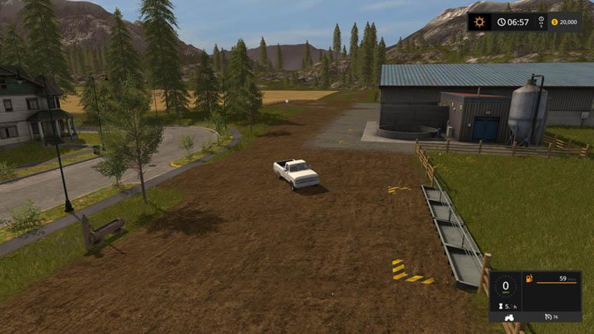 Goldcrest Valley II v 1.0