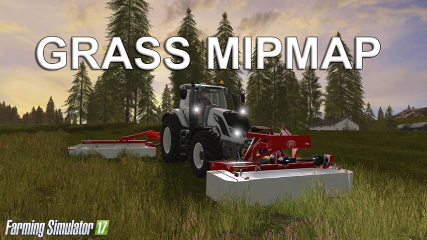 Grass Mip Map v 1.0