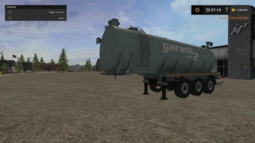 Kotte Garant Water 30000 v 1.0