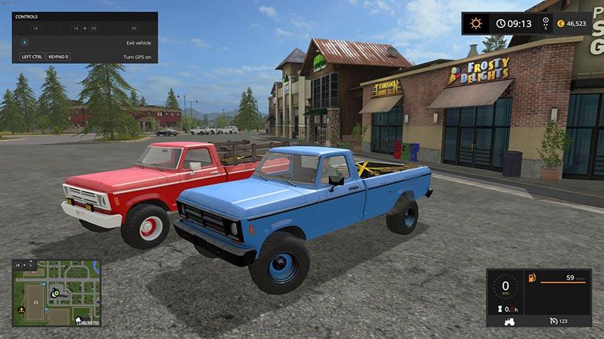 Lizard Truck Pack v 1.0