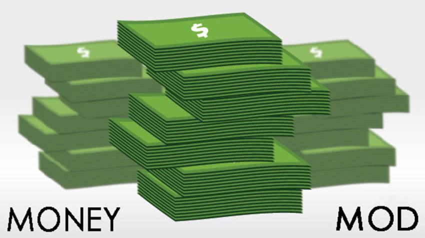 Money Mod v 1.0