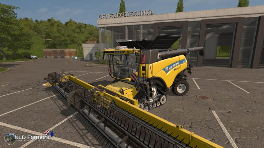 New Holland CR10.90 Combine Pack v 1.0