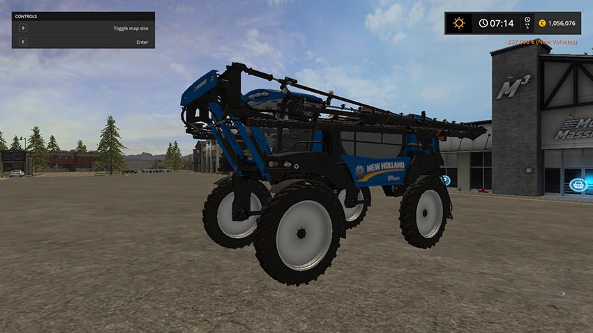 New Holland SP400F v 1.0