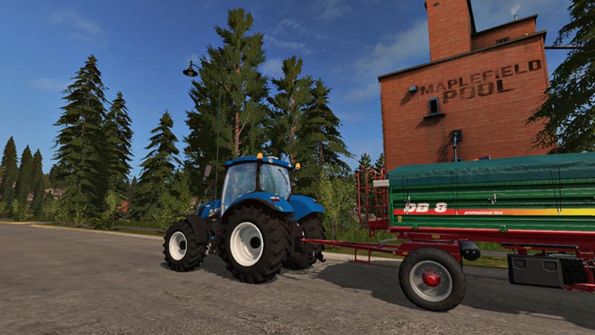 New Holland T6 V 1.0