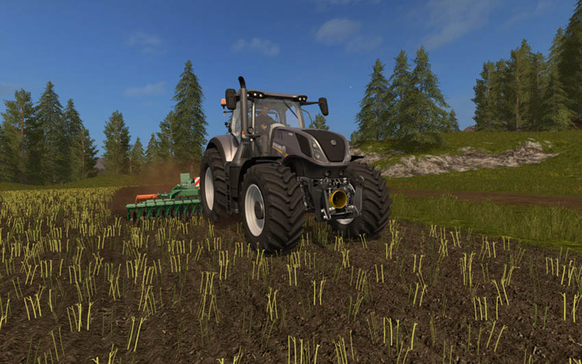 New Holland T7 v 1.0