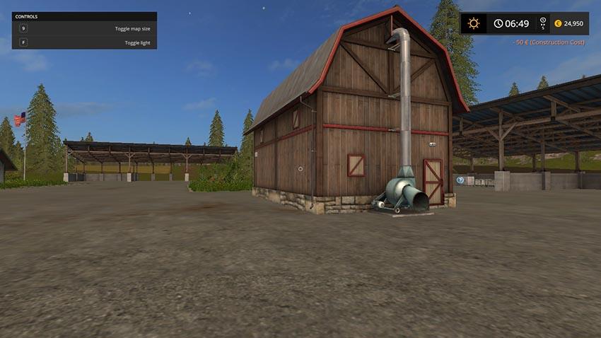 Placeable Getreidelager v 1.0