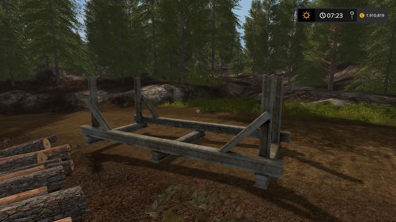 Placeable Lumberyard Set V 1.0