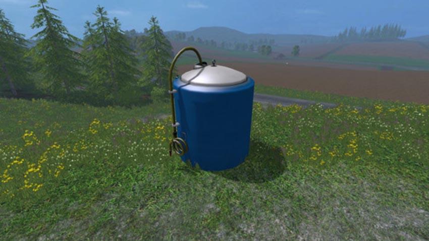 Refill tanks v 1.0