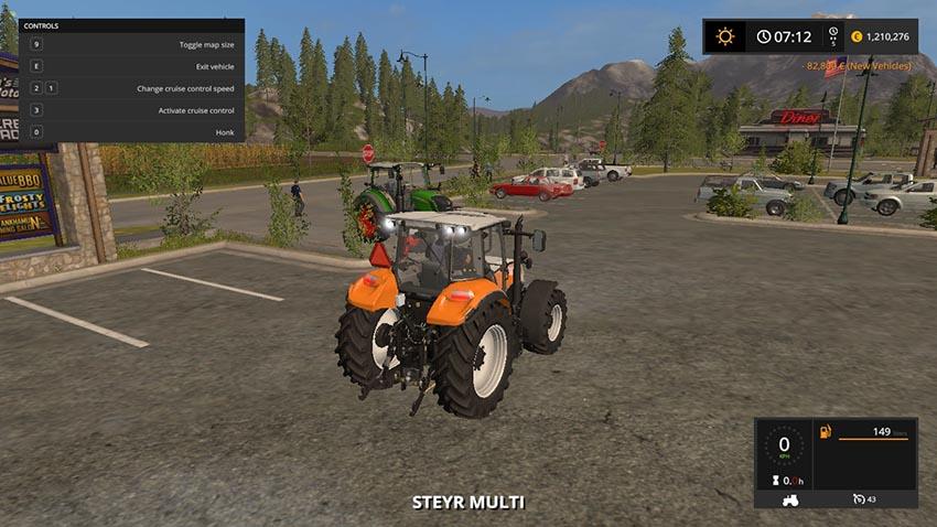 Steyr Multi v 1.0