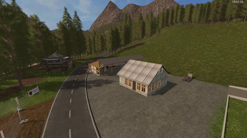 Tyrolean High Mountains v 1.0