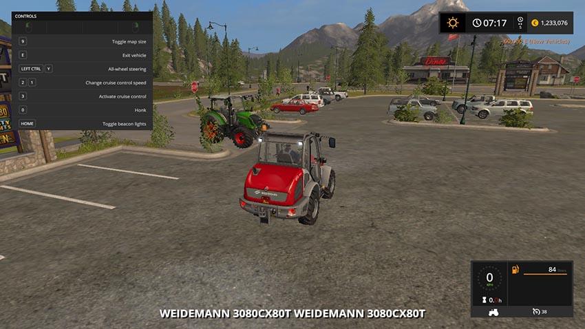 Weidemann 3080CX80T v 1.0