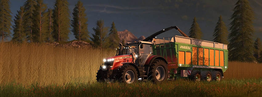 Farming Simulator 17 Radio Stations