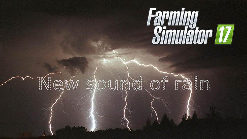 Rain Thunderstorm sound