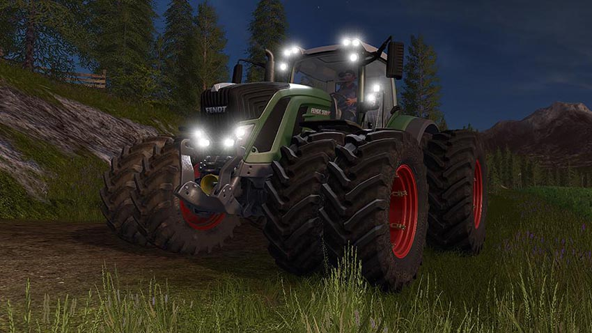 4Real Module 02 Tire Dirt v 1.0.1.0
