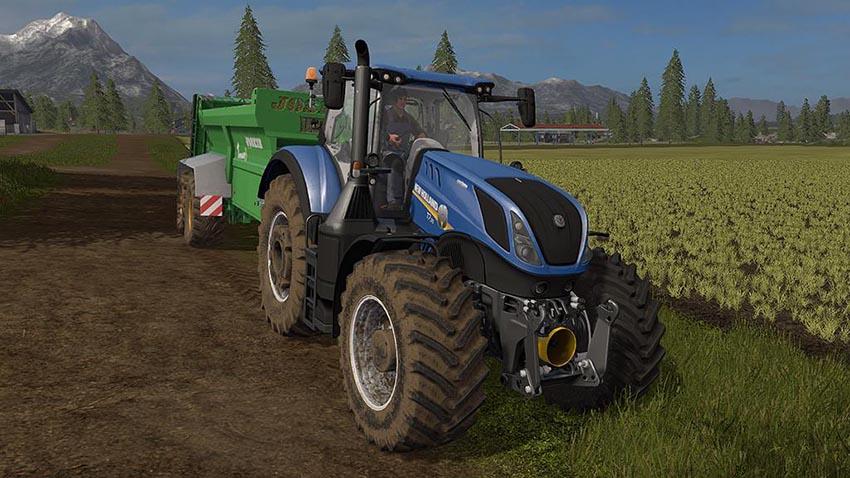 4Real Module 02 Tire Dirt v 1.0.1.0