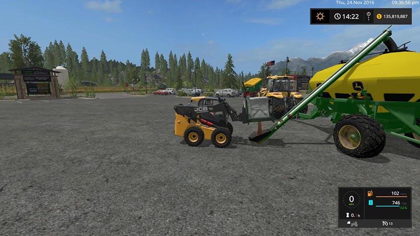 Air Seeder Pack v 1.0