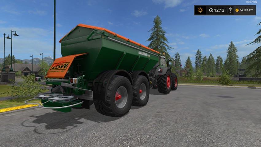 Amazone TC 22000 ultra V 1.0