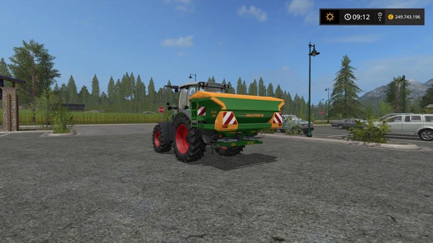 Amazone ZA-M 1501 V 1.0
