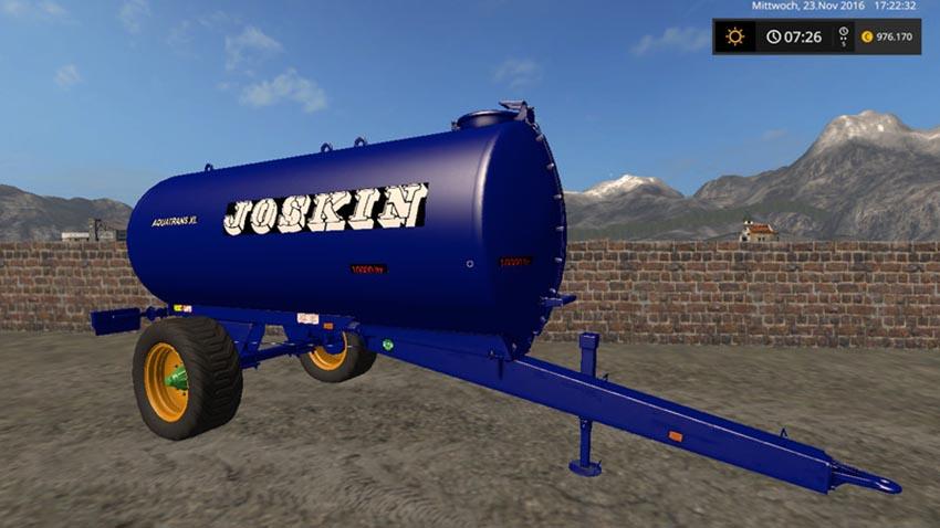 Aquatrans 10000 S Joskin V 1.0