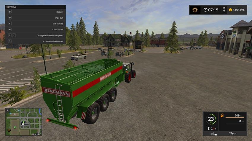 Auger Wagon Modpack V 1.0