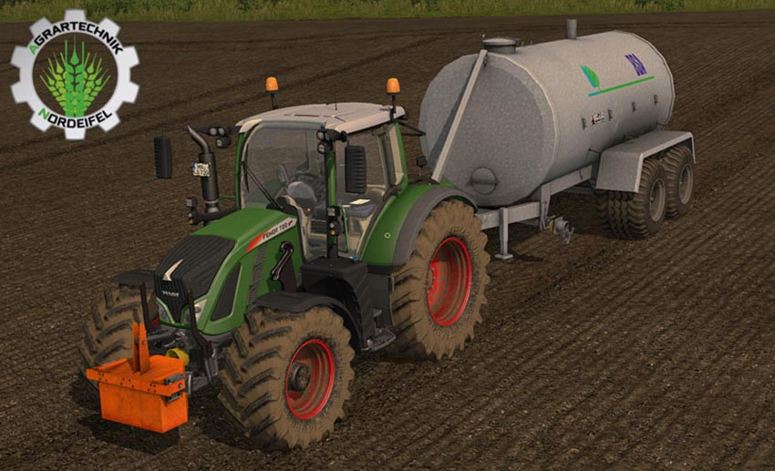 BSA 12500 manuresprayer V 1.0