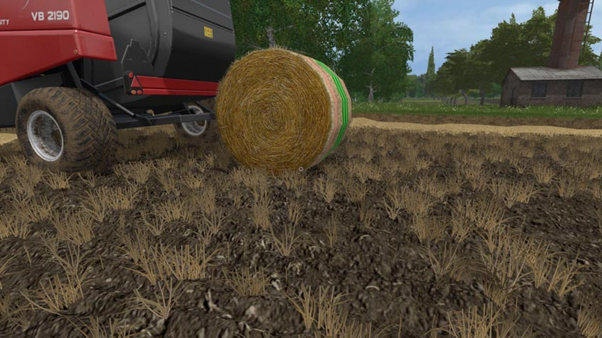 Bales of straw texture V 1.2