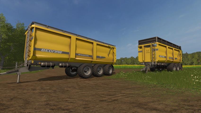 Bednar wagon V 1.0