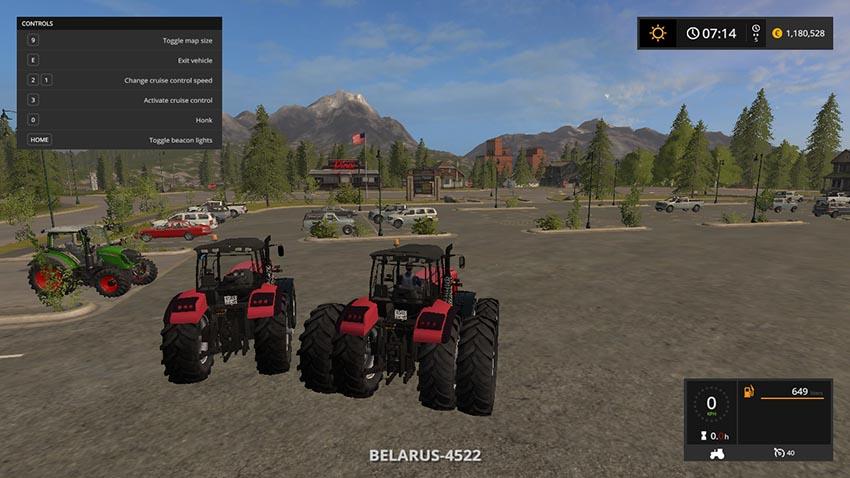 Belarus 4522 v 1.0