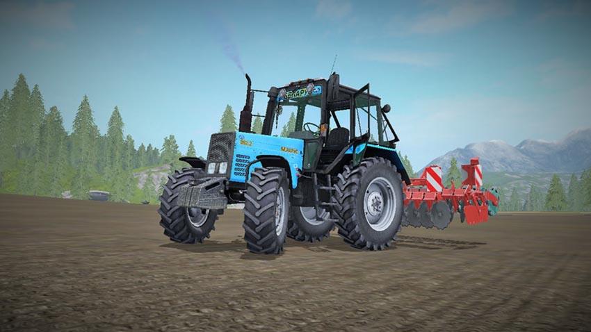 Belarus 892 V 2.0