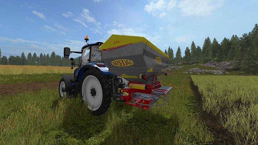 Bredal F2WS 4000 28m v 1.0