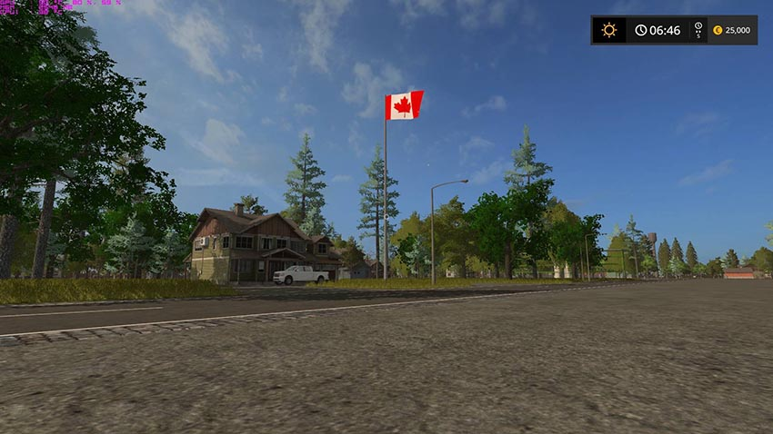 Canadian National Map V 3.0