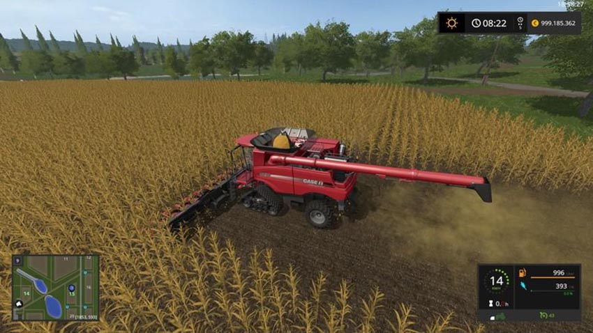 Case IH 9320 Pack with options V 1.0