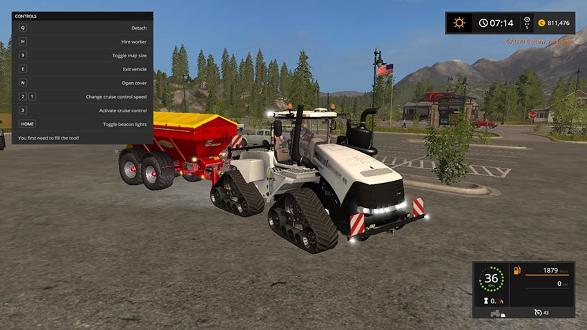Case IH Quadtrac Pack with color choice V 1.0