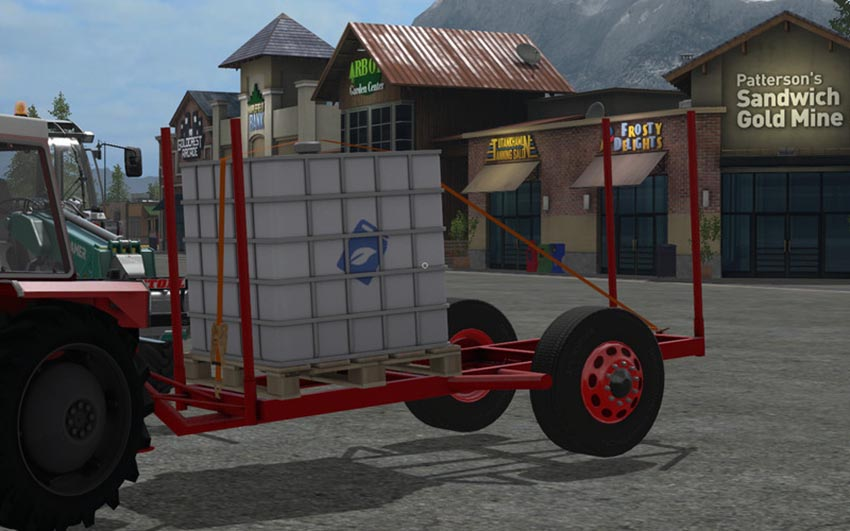 Ceza Wood Trailer V 1.0