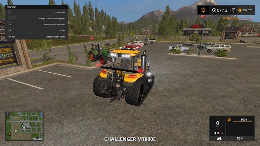 Challenger MT800E V 1.0