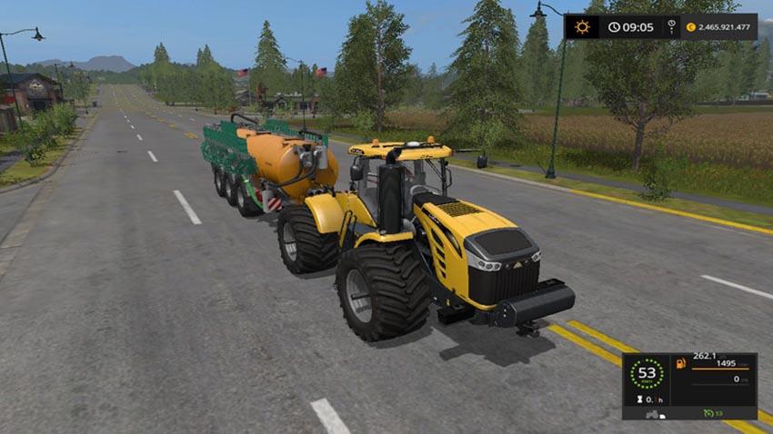 Challenger MT900E Terra V 1.2