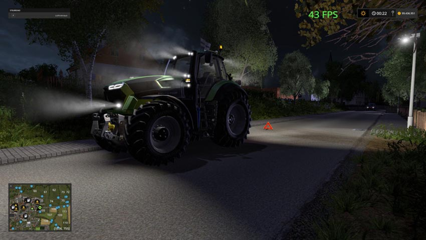 Deutz Fahr Series 9 V 1.0