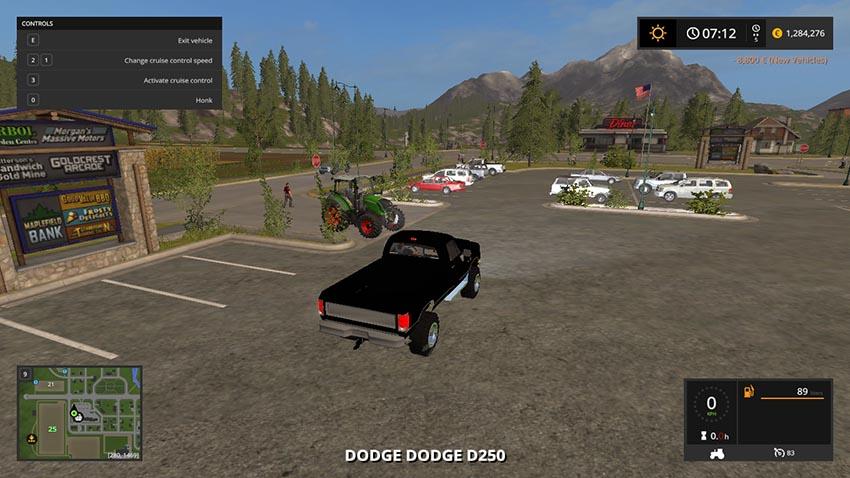 Dodge 2500 v1.0