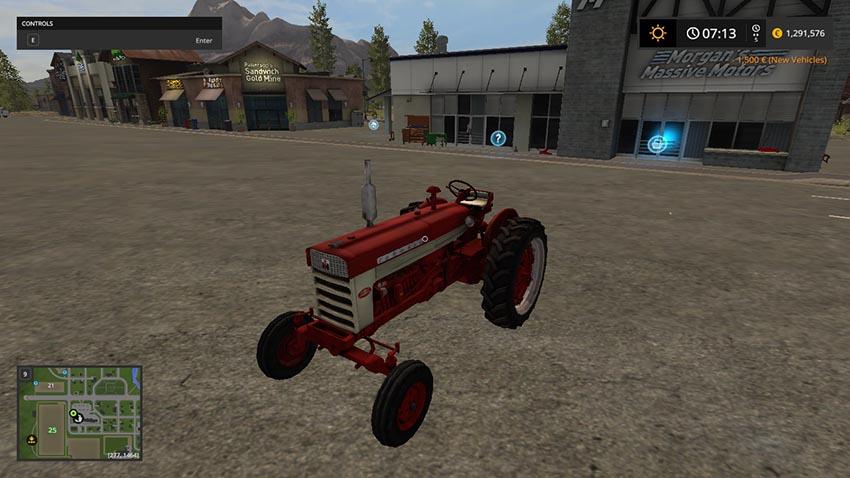 Farmall 560 v 1.0