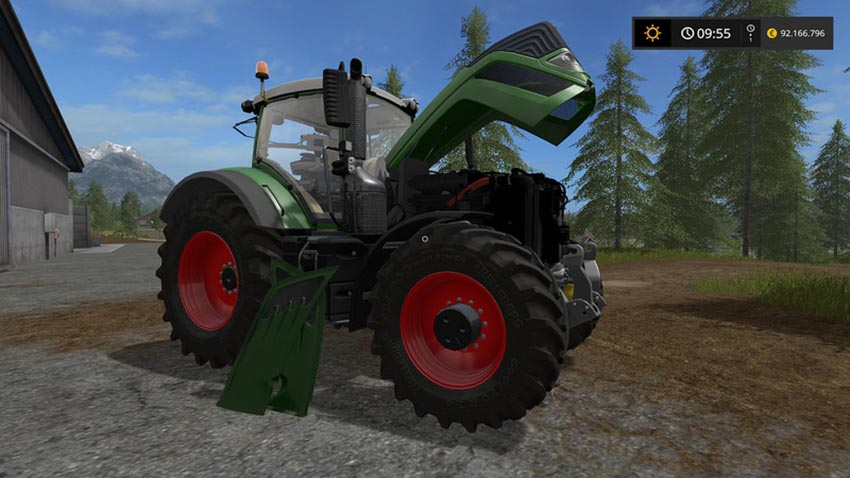Fendt 900 - Black Edition V 1.4